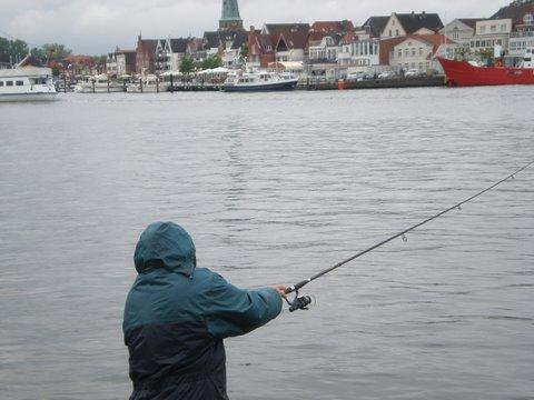 Angeln Ostsee